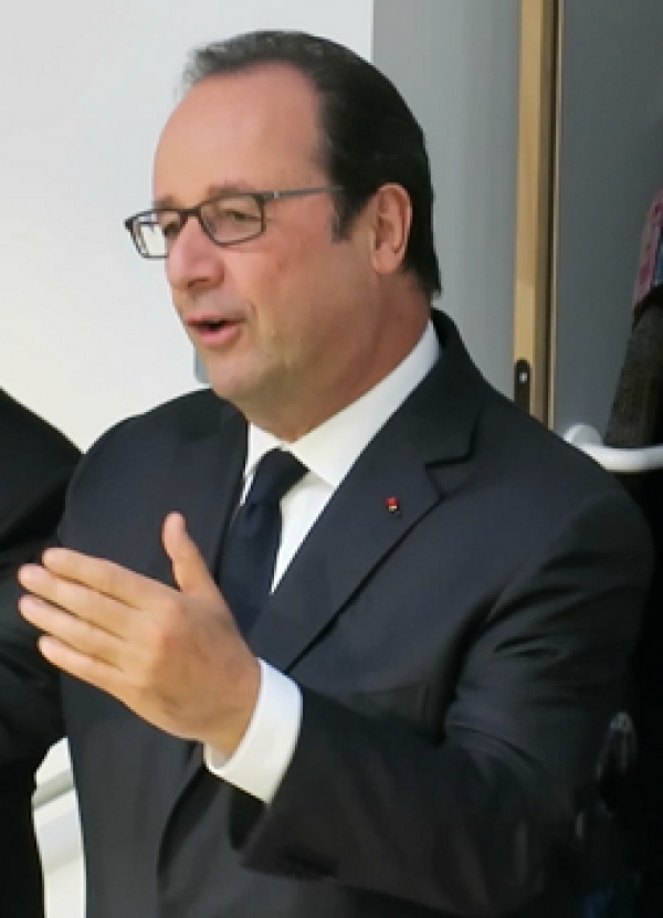 "Come back politique ► François Hollande officialise : ""Je vais revenir"""